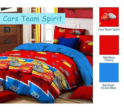 Cars Team Spirit