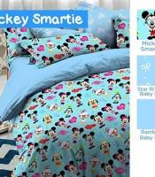 MIckey Smartie Biru