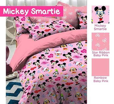Mickey Smartie Pink