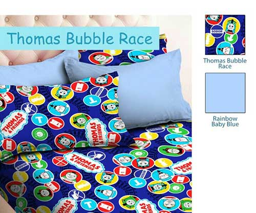 Thomas Buble Race