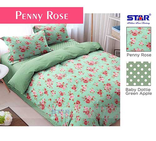 penny-rose-hijau