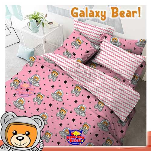 sprei-star-galaxy-bear-pink