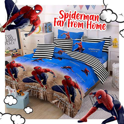 sprei-star-spiderman-far-from-home