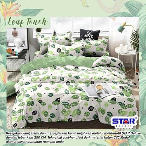 sprei-star-leaf-touch