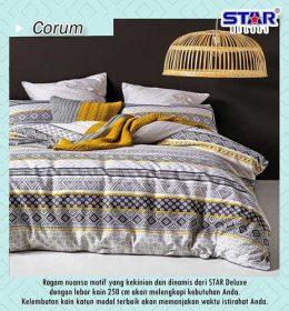 sprei-star-corum