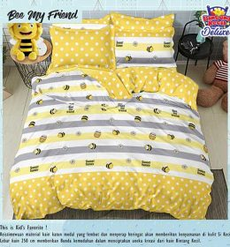 sprei-star-bee-my-friend