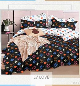 sprei-star-lv-love
